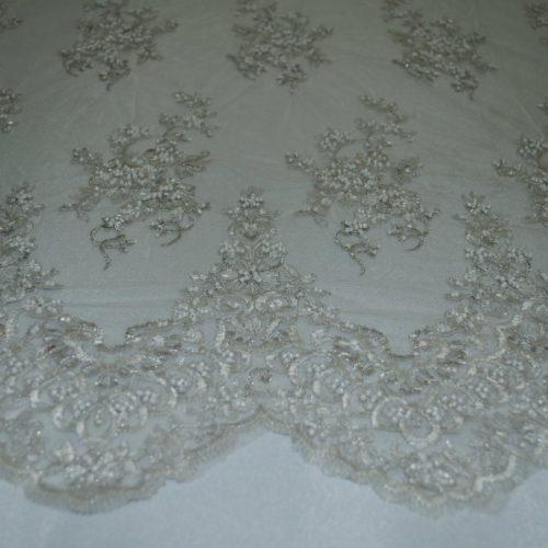 Quality hand crafted beaded lace