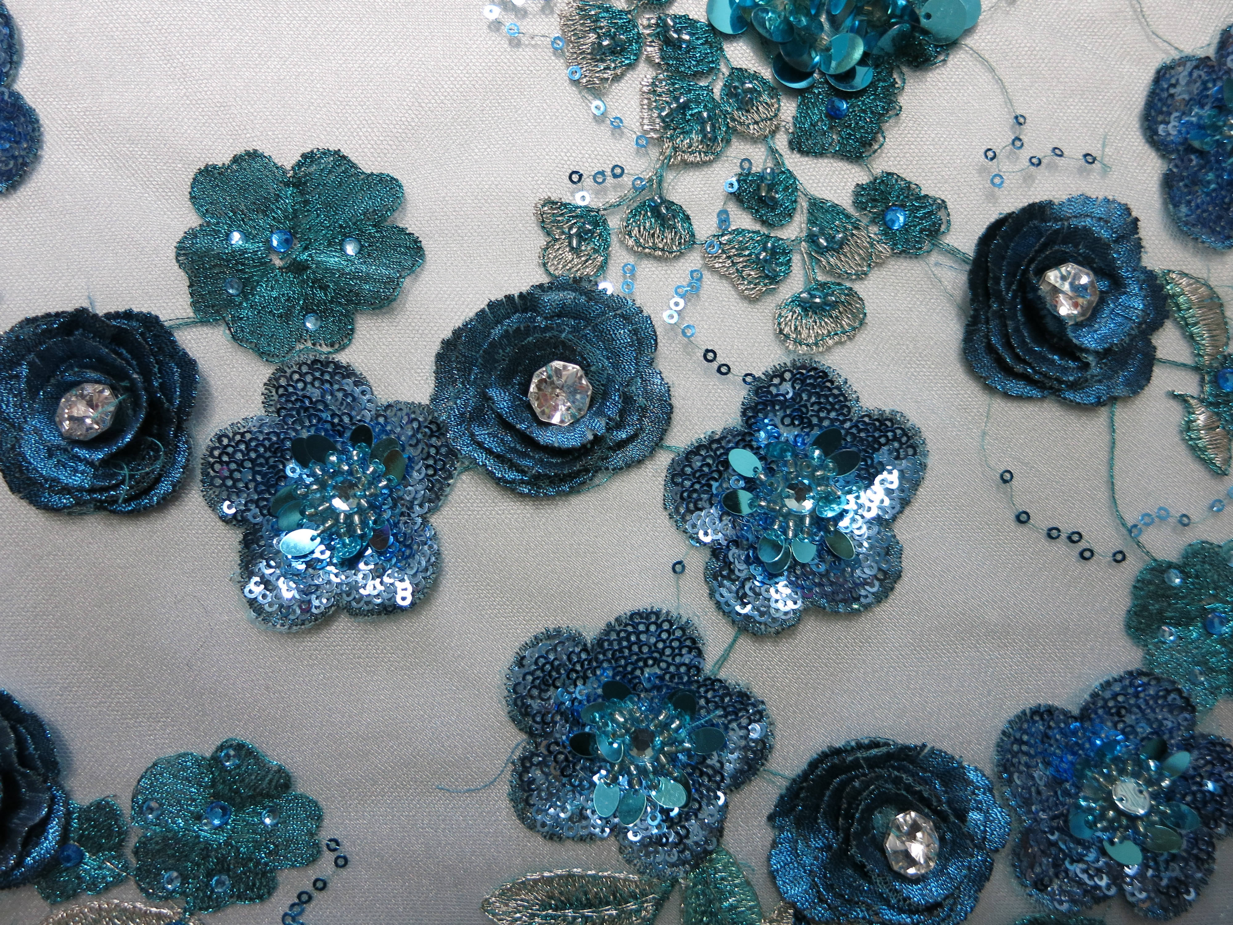 #12Hand014 - Turquoise
