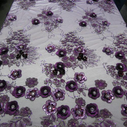 #12Hand014 - Purple