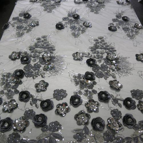 #12Hand014 - Silver