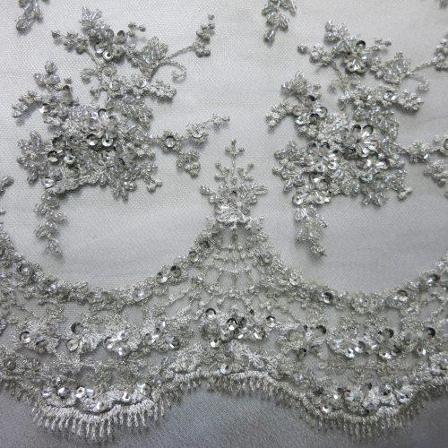 #HC8603 - Silver