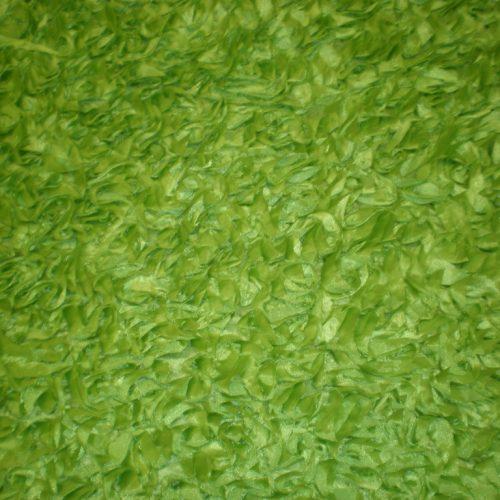 Lime taffeta ribbon fabric - Fabric Universe